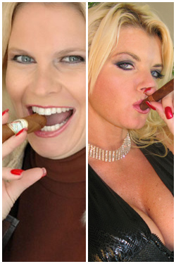 Vicky Vette Co Hosting the Angye Fox Show